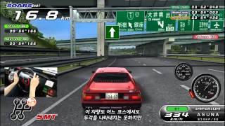 [WMMT5 湾岸5 英語版] 新規車種 M1[E26] 試乗, A trial run - M1[E26]