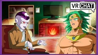THERAPY WITH FRIEZA EPISODE 1 - BROLY