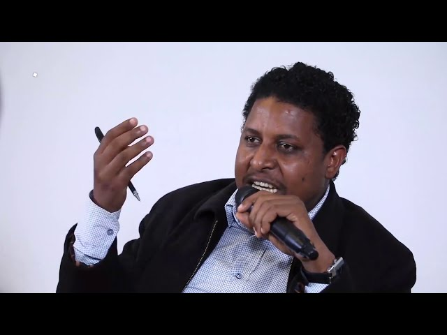 Ato Sisay Anawgaw's Speech About Questions Of Amhara People