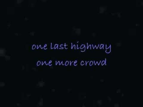 Save Me A Place ~ Lyrics