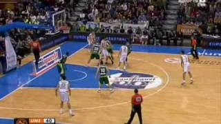 UNICAJA MALAGA-PANATHINAIKOS 69-81 PANATHINAIKOS HIGHLIGHTS