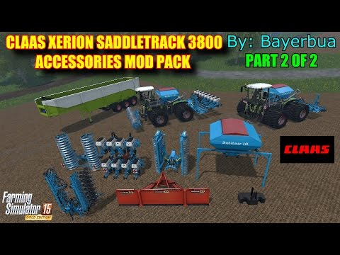 Farming Simulator 2015 - Mod Review