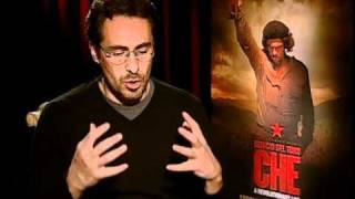 Che (Part 2) - Exclusive: Demian Bichir Interview