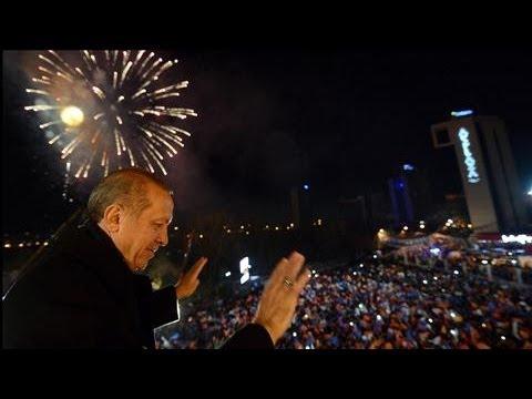 Turkey's Erdogan Scores Decisive Victory