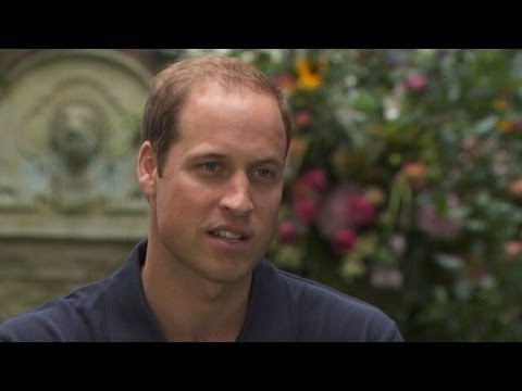 Prince William Interview 2013: Royal on  Baby Prince George, Kate Middleton and Being a Father