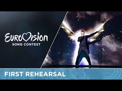Sergey Lazarev - You Are The Only One (Russia) First Rehearsal