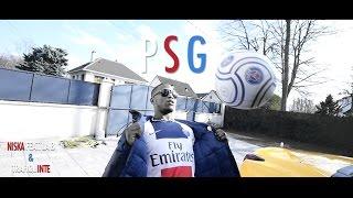 Niska Feat. La B & Trafiquinté - Freestyle PSG //