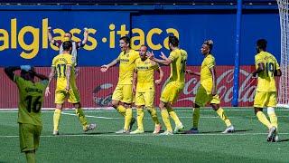 Celebración goles contra el Valencia CF - 29 junio