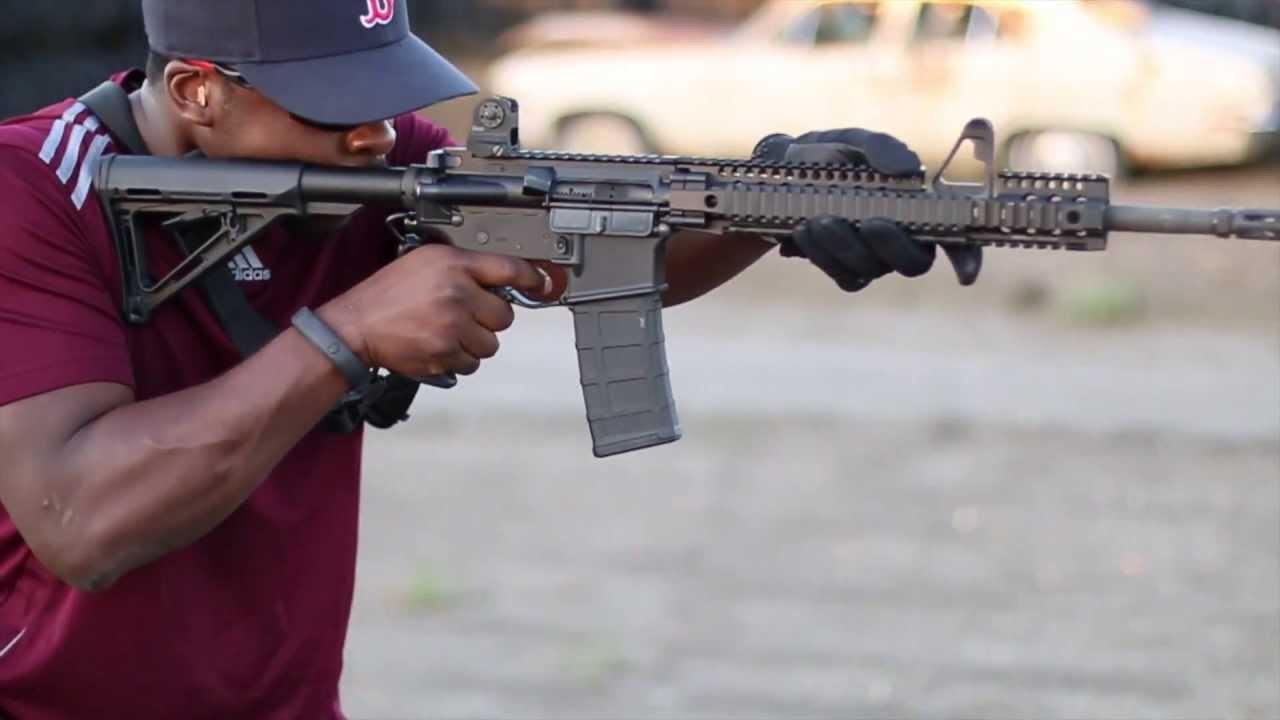 Ar 15 Shooting Review Ddm4 V1 From Daniel Defense Youtube
