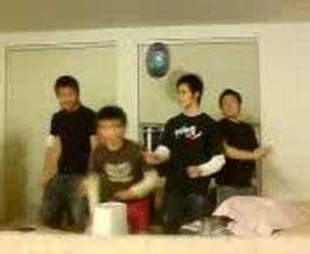 Tani Madjoe Mundur - Stomp Practice 2008 video