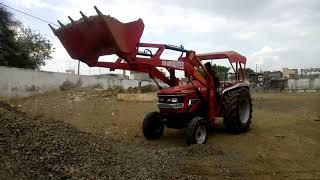 Mahindra 555 DI loader m.9589715544 Arun Agro lndustries