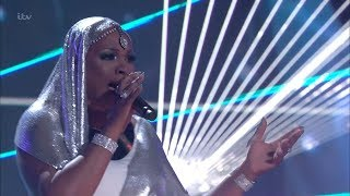The X Factor UK 2018 Janice Robinson Live Shows Full Clip S15E15