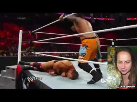 Wwe Raw 7 28 14 Dolph W  Usos Vs Rybaxel W miz Live Commentary video