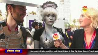 San Diego Comic Con (Comic Vibe Part 4) - Fan Interviews (Friday)