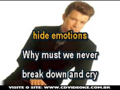 Rick Astley   Cry For Help