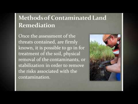 Cleanup Guidelines for Soils Contaminated with Radioactive