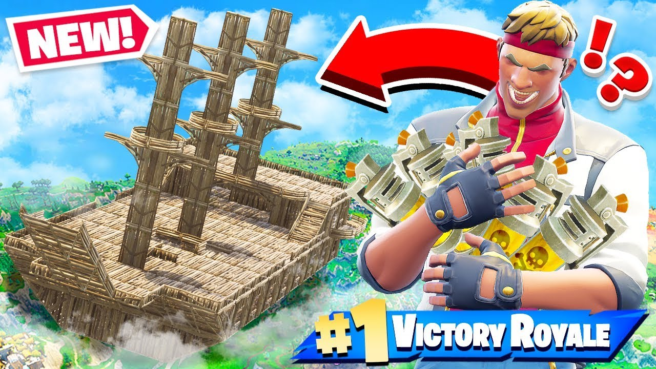 CAPTURE the LOOT *NEW* Game Mode In Fortnite Battle Royale