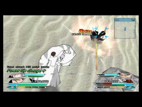 PC - Bleach Versus Crusade - Aizen vs Hitsugaya (Dolphin Emulator)