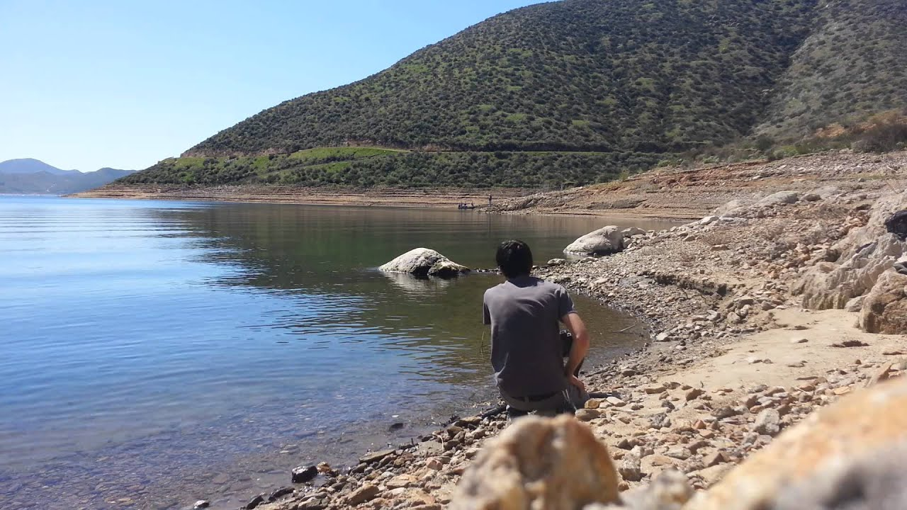 Diamond valley lake trail youtube for Diamond valley fishing report