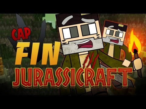 LA BATALLA FINAL JURASSICRAFT Episodio FINAL 63 MINECRAFT Mods Serie Willyrex