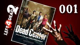 Let's Play Together Left 4 Dead 2 #001 - Endlich wieder Zombies [720p] [deutsch]
