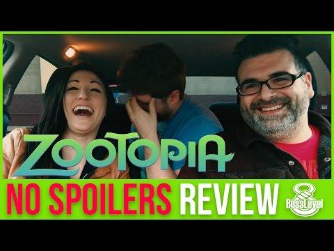 Zootopia Movie Review - No Spoilers | Did Disney Make A Good Movie?