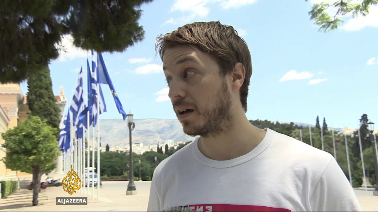Young voters still hopeful about Greece's future