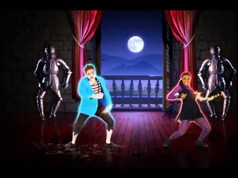 Just Dance Kids 2014   Becky G 'Problem The Monster Remix' *music begins at :20 seconds
