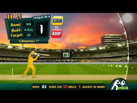 IPL 2018 - CSK Vs KX1P IPL 2018 Full Highlights | Gaming Highlights