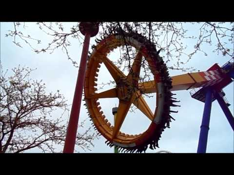 Kings Island Opening Day 2013 (HD)