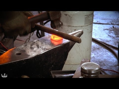 Forge Diaries: Ep 2: Making fire, spring tools and dreaming