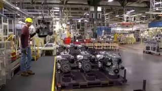 Toyota Manufacturing- car marking