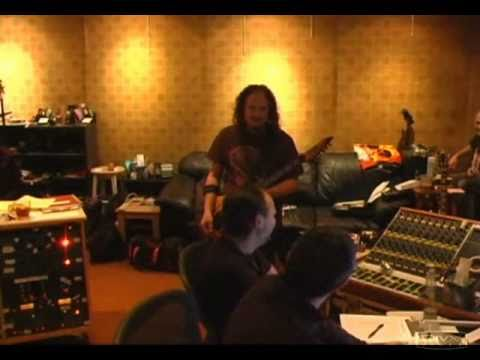 (Metallica) Kirk Hammett Solos (All Guitar Solos From Death Magnetic) in the studio #1