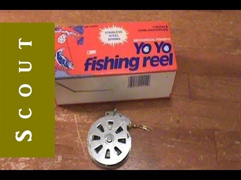 Yo yo survival fishing reel review save your life scout for Fishing yo yo