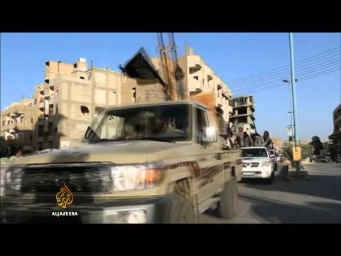 Syrian jets bomb al-Raqqa after long truce