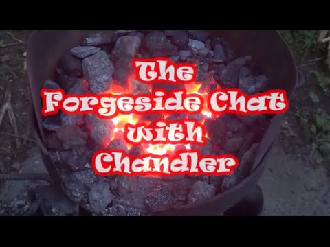 Episode 3  Forgeside Chat - How Do I Get Started Blacksmithing