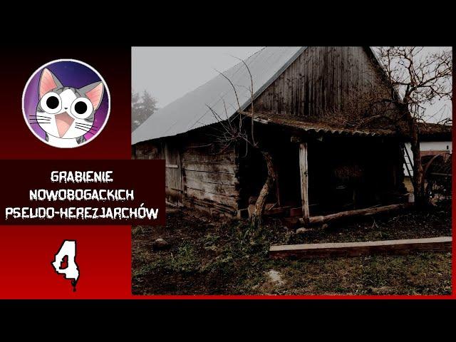 Creepypasta - Grabienie nowobogackich pseudo-herezjarchów [Lektor PL]