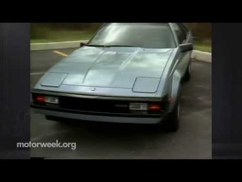 MotorWeek   Retro Review: '83 Toyota Celica Supra Mark II