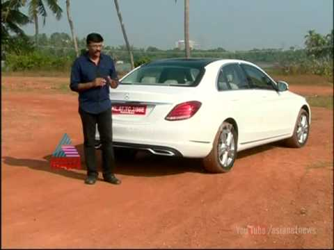 Mercedes Benz C Class: review and test drive