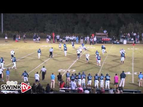 Dominion Christian High School vs. Loganville Christian Academy - 2013 on 10-11-2013