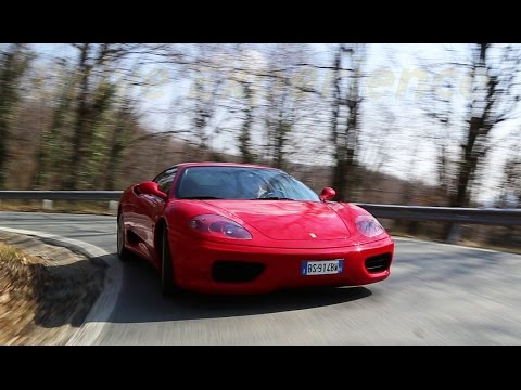 Pure Sound Ferrari 360 Modena (Manuale) - Inserito da Davide Cironi il 19 giugno 2016 durata 2 minuti e 28 secondi - La penutima berlinetta Ferrari disponibile con cambio ad H e selettore cromato, non potevo non provarla. Solo rumore di motore e scarico in attesa della prova completa!