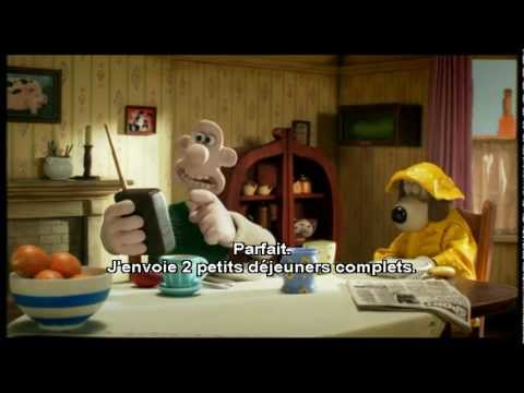 Wallace And Gromit - Cracking Contraptions 01 - The Autochef.avi (french Subtitles) video