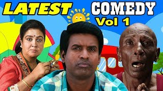 Latest Tamil Comedy Scenes 2017 | Tamil Comedy Collection | Vol 1 | Soori | Rajendran | Urvashi