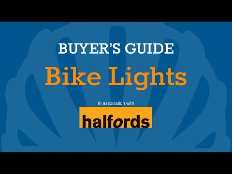 Bike Lights Buyer's Guide