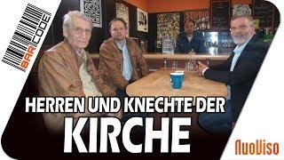 Herren und Knechte der Kirche - #BarCode mit Prof. Dr. Hubertus Mynarek