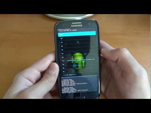 Guide on flashing Faryaab's 4.1.1 Jelly Bean ROM on GT-I9300 - By TotallydubbedHD