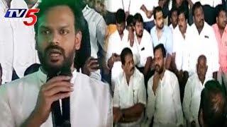 Sabitha Indra Reddy Son Karthik Reddy Fires On TTDP President L Ramana