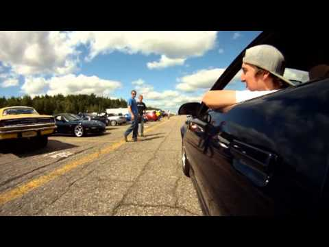 Miramichi Dragway video