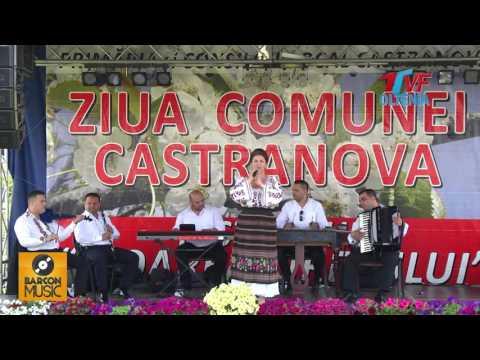 Manuela Motocu - Colaj LIVE de muzica de petrecere la ziua com  Castranova 2016