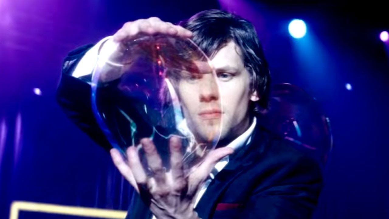 Now you see me trailer youtube